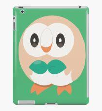 rowlet cutie! iPad Case/Skin
