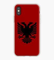 Albanian Eagle / Flag iPhone Case