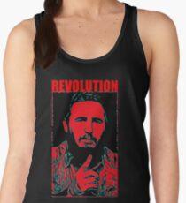 Fidel Castro art Women's Tank Top