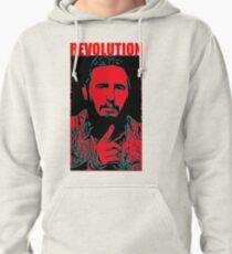 Fidel Castro art Pullover Hoodie