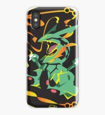 Delta Dragon Circle iPhone Case