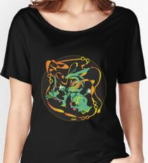 Delta Dragon Circle Women's Relaxed Fit T-Shirt