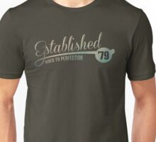 Established '79 Aged to Perfection Unisex T-Shirt