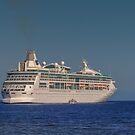 Rhapsody of the Seas  by John  Kapusta