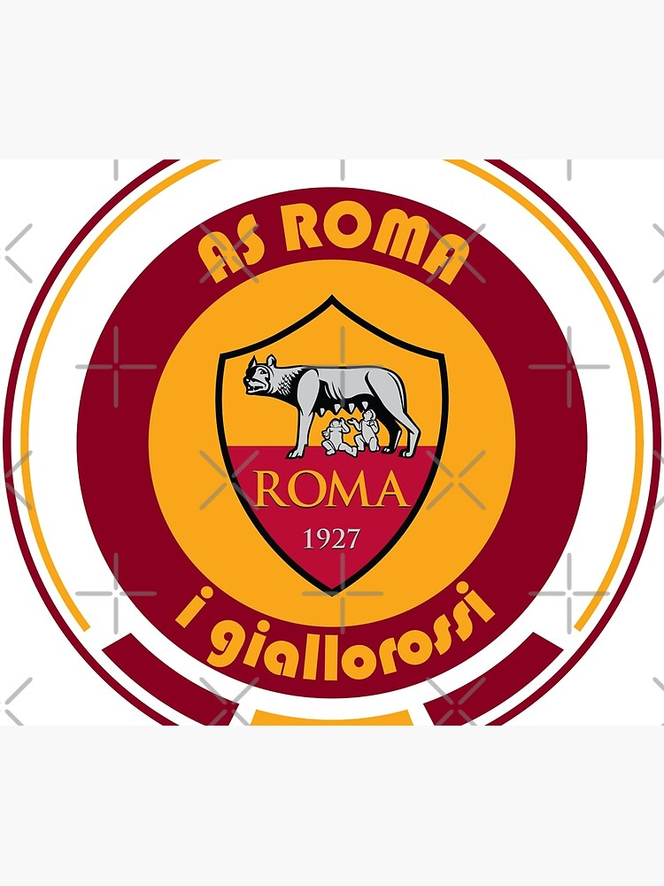 Serie A - Team AS Roma by madeofthoughts