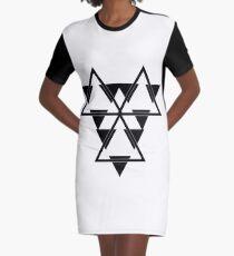 Battlestar Graphic T-Shirt Dress