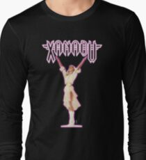 XANADU Kira Olivia Newton-John - Purple Glow Long Sleeve T-Shirt