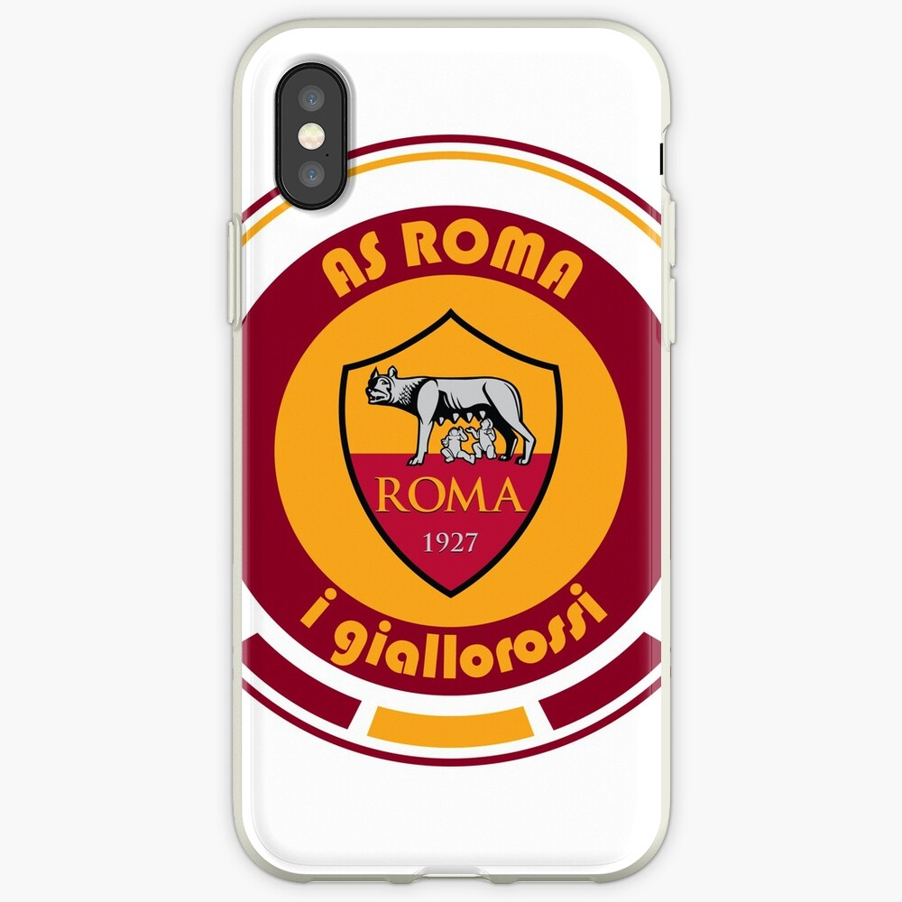 Serie A - Team AS Roma iPhone Cases & Covers