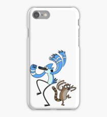 Mordecai & Rigby iPhone Case/Skin