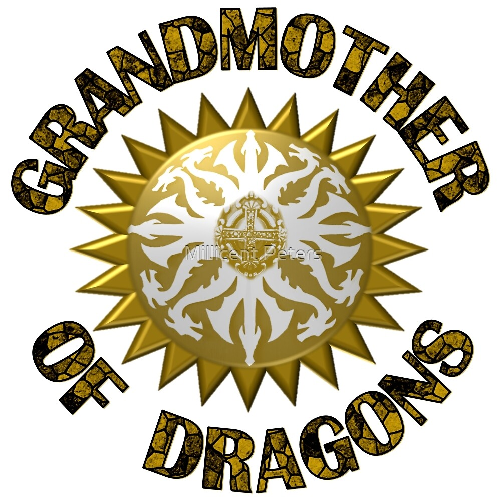 Grandma Of Dragons by LuckyContestant