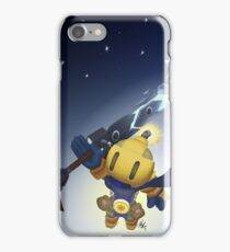 Spiral Knights - Bomberman iPhone Case/Skin