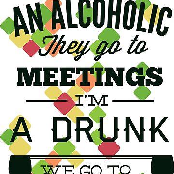 Alcoholic and life by Stylishfashion