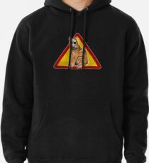 """""""Chernobyl Wolves"""" Pullover Hoodie"""