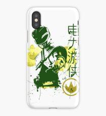 G ranger iPhone Case/Skin