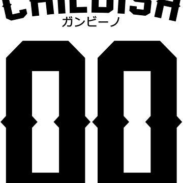 Childish Jersey v2: Black by ngud