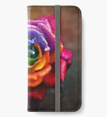 Rainbow Dream Rose iPhone Wallet/Case/Skin
