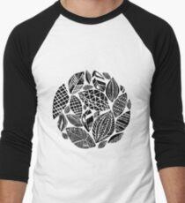 Geometrical nature print / little geometric leaves T-Shirt