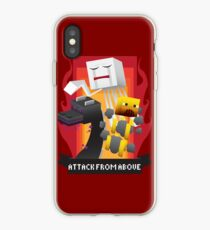 Minecraft Ghast Iphone Cases Covers For Xs Xs Max Xr X 8 8 Plus