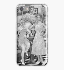 Sausages Are Some Girl's Best Friends iPhone Case/Skin