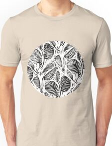Jungle - Tropical leaves Unisex T-Shirt