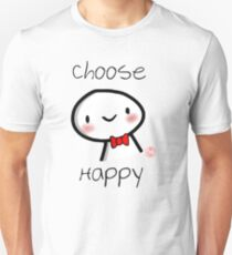 George is very Happy Unisex T-Shirt