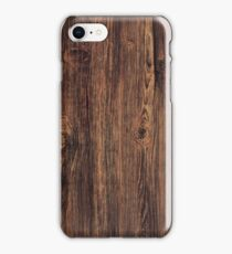 oak texture  iPhone Case/Skin