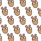 What A Wonderful Kind of Day (Pattern) by hausofpancakes