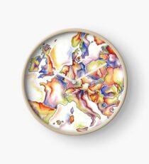 Europe in Colour Clock