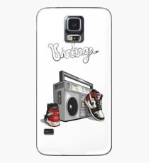 Vintage Hip-hop Basketball Graphic Case/Skin for Samsung Galaxy