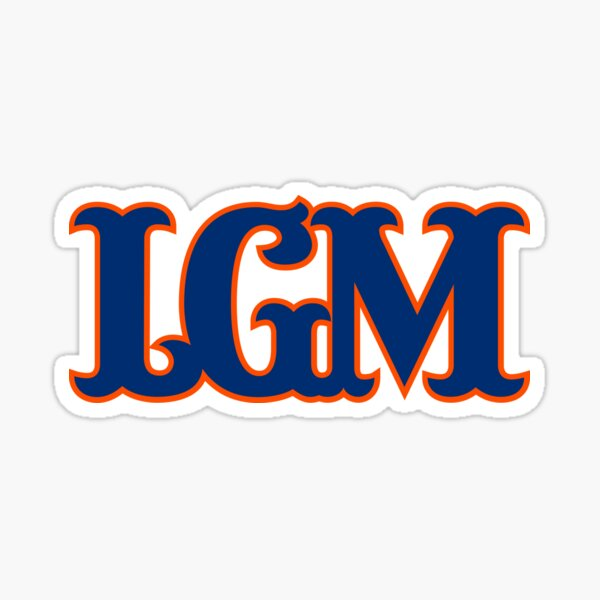 LGM Sticker