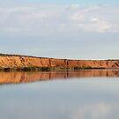 The Spencer Gulf, S.A. by Christina Backus