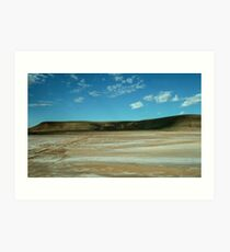 View from the Stuart Highway Art Print