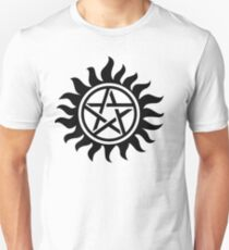 Supernatural Anti-Posession Symbol T-Shirt