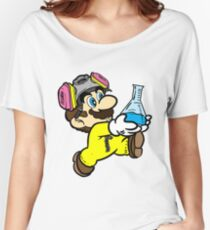 Breaking Bad Super Mario Women's Relaxed Fit T-Shirt