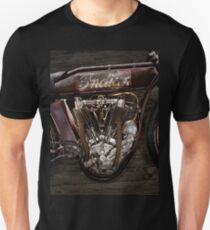 Indian Board Tracker Original and Unrestored No.1 Unisex T-Shirt