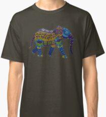 Colorful Elephant Classic T-Shirt