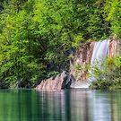 Plitvice Lakes  by Dobromir Dobrinov
