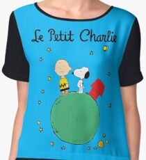 Little Prince Women's Chiffon Top