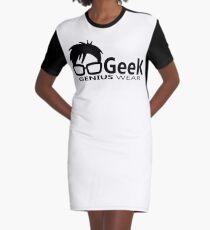 Geek Graphic T-Shirt Dress