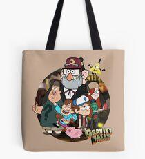 Gravity Falls Tote Bag