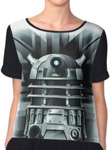 Dalek- Dr who Chiffon Top