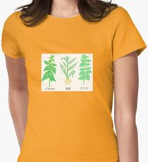 Plants with Japanese Labels T-Shirt