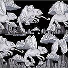 Cherubs by Jeremy Baum