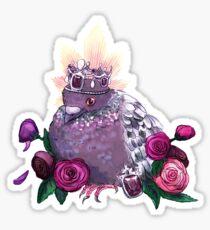Patron Saint of the City Dwellers - Halo Sticker