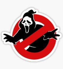 Screambusters Sticker