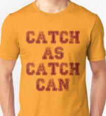 catch wrestling 2 Unisex T-Shirt
