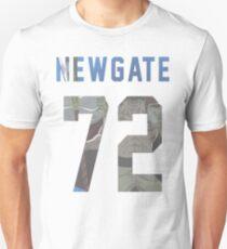 Newgate jersey #72 Unisex T-Shirt