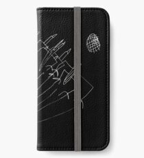 Epic Star Wars Space Battle Death Star iPhone Wallet/Case/Skin