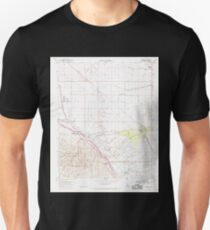 USGS TOPO Map California CA Tupman 301001 1954 24000 geo T-Shirt