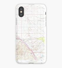 USGS TOPO Map California CA Tupman 301001 1954 24000 geo iPhone Case